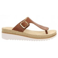 Gabor Toe Post Sandal - Nandu 23.726