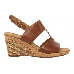 Gabor Wedged Sandal - Keira 22.827