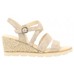 Gabor Wedged Sandal - Protect 25.750