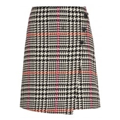GALLETTO PENNY BLACK SKIRT
