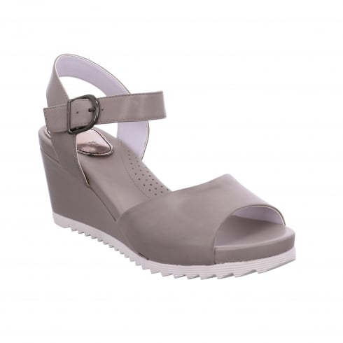 Gerry Weber Open Toe Sandal With Ankle Strap - Florentine 01