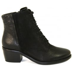 VALENCIA 01 LACE UP ANKLE BOOT