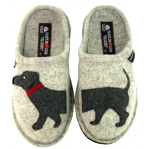 Haflinger Slippers Doggy