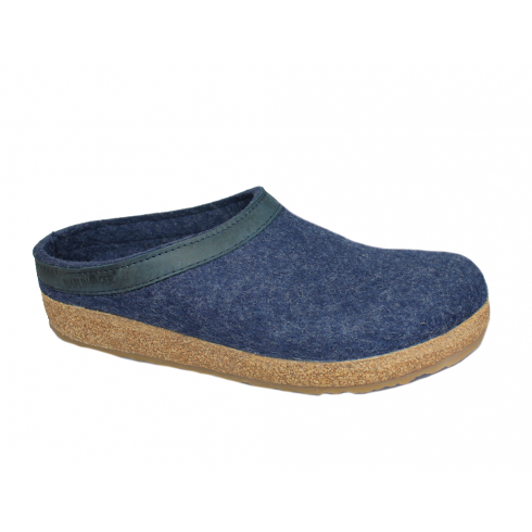 Haflinger Slippers Grizzly Torben