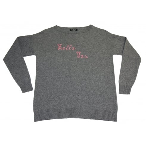 Luella HELLO YOU LUELLA CASHMERE JUMPER