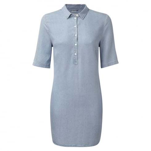 Henri Lloyd Nena Blue Shirt Dress