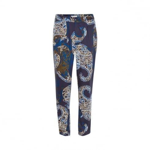 Part Two HESTHER PA PART TWO PAISLEY PRINT TROUSER