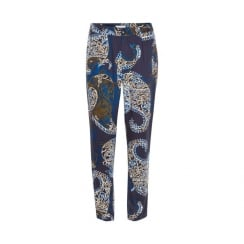HESTHER PA PART TWO PAISLEY PRINT TROUSER