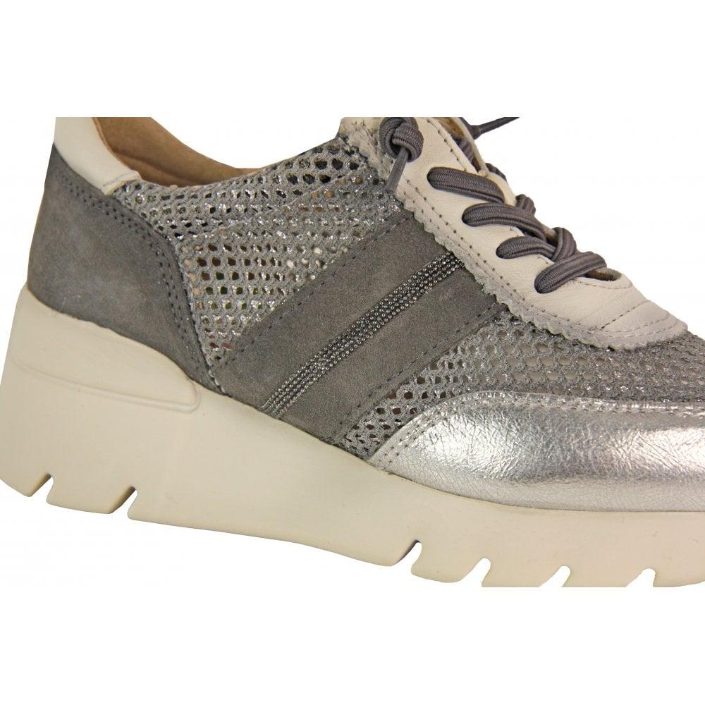 07cdae7be5817 Hispanitas Chunky Trainer Shoe - 98641 - Footwear from Something For ...