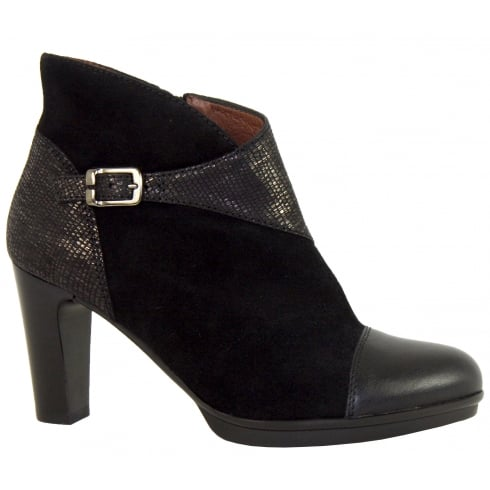 Hispanitas Heeled Ankle Boot 63891 Amberes