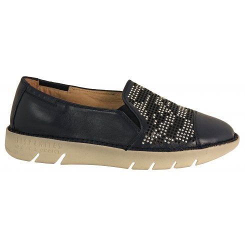 Hispanitas Slip On Trainer Shoe - 98900