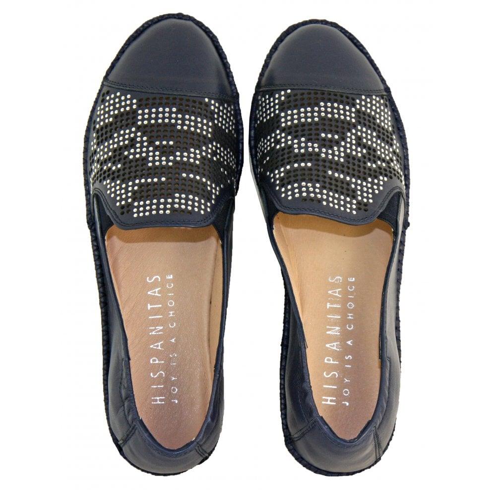 4e384fbcf5869 Hispanitas Slip On Trainer Shoe - 98900 - Footwear from Something ...