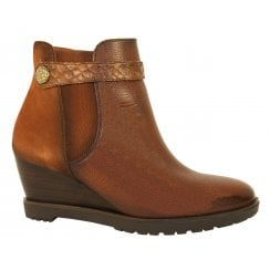 Hispanitas Wedge Ankle Boot - 87542 Rio