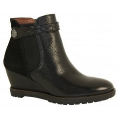 Hispanitas Wedge Ankle Boot - 87809 Bufalo
