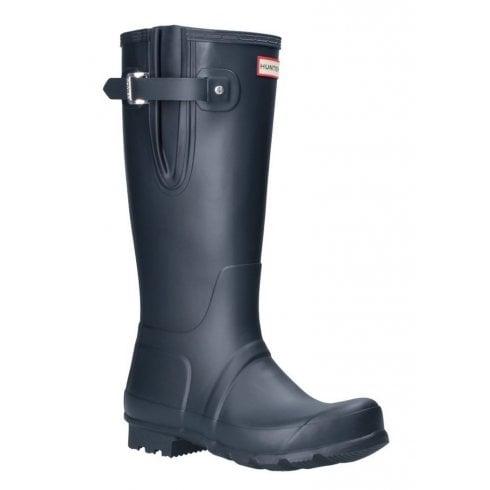Hunter Original Tall Back Adjustable Wellington Boots