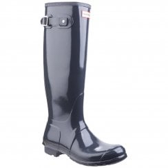 Original Tall Gloss Wellington Boots