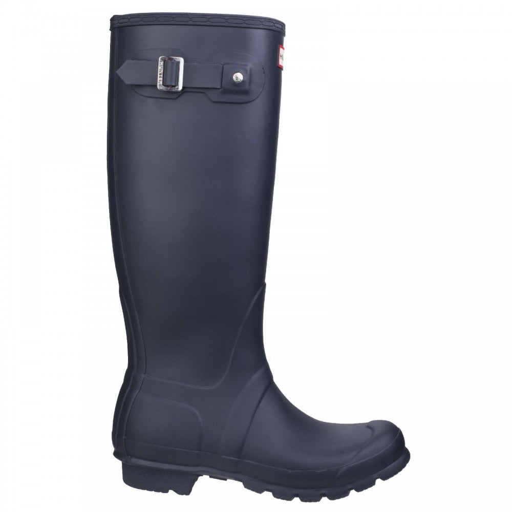 d37ca55f45b Hunter Original Tall Wellington Boots - Hunter from Something For Me UK