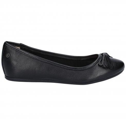 Hush Puppies Heather Bow Ballet Shoe