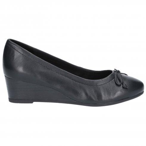 Hush Puppies Morkie Charm Wedge Shoe