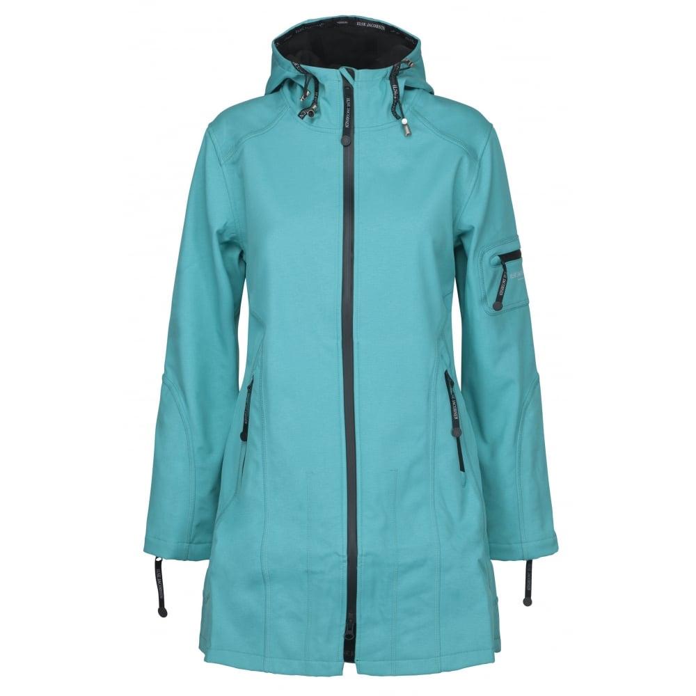 b0b14d8f6 Ilse Jacobsen 3/4 Length Rain Coat - Rain 07 - Womenswear from ...