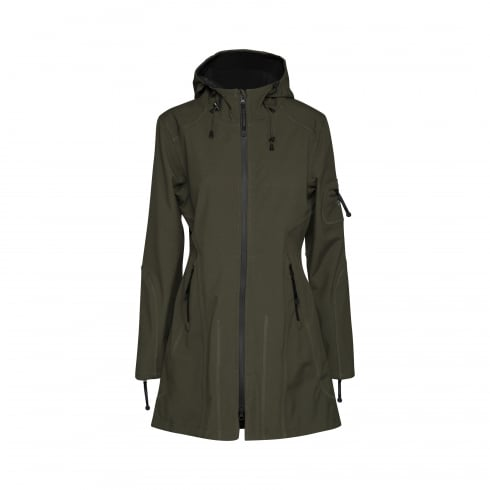 Ilse Jacobsen Rain 07 3/4 Length Rain Coat