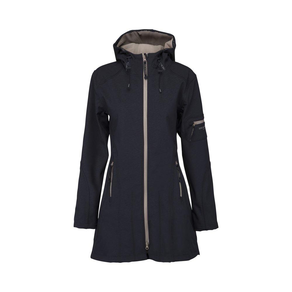 5f70b6dcb Ilse Jacobsen Rain 07B 3/4 Length Soft-shell Coat - Womenswear from ...