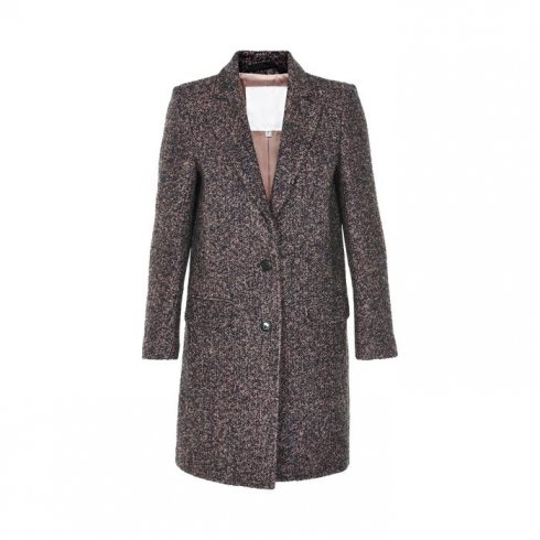 InWear IN-WEAR LONG WOOL COAT FLORENZINI