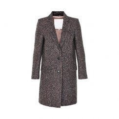 IN-WEAR LONG WOOL COAT FLORENZINI