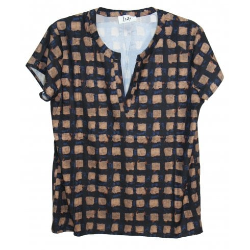 ISAY Patterned T-shirt - 54996