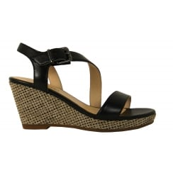 QUELLE JB WEDGE SANDAL