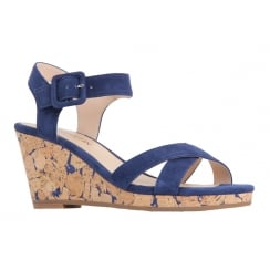 QUERIDA JB WEDGE SANDAL