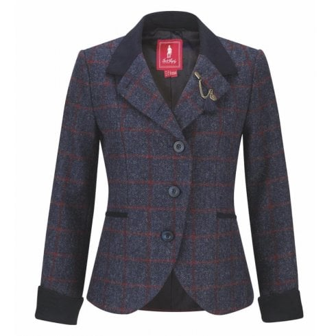 Jack Murphy Wool Jacket - Harriet
