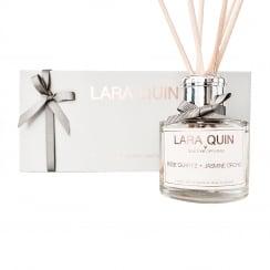 Luxury Reed Diffuser | ROSE QUARTZ + JASMINE ORCHID