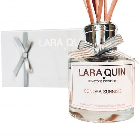 Lara Quin Luxury Reed Diffuser | SONORA SUNRISE