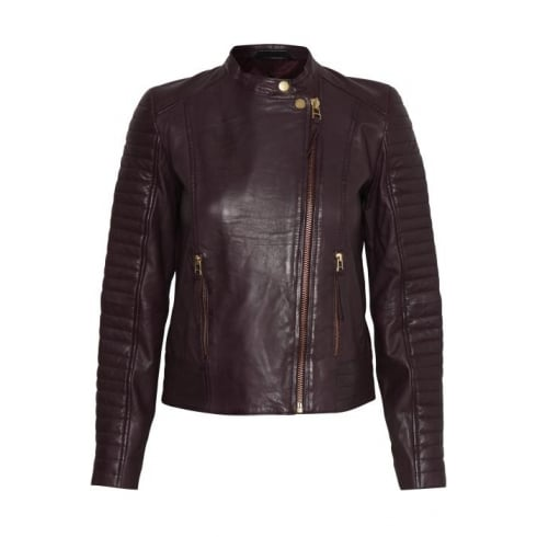 InWear LEI INWEAR LEATHER JACKET