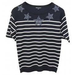 Leo & Ugo Short Sleeved Sweater - AE307