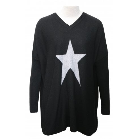 Luella Cashmere Sweater - Octavia Star