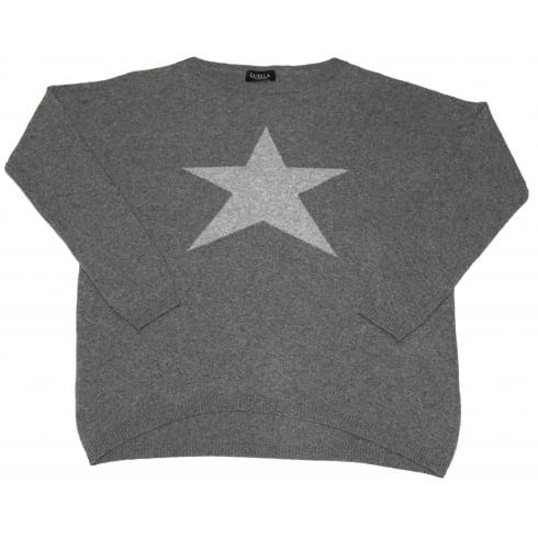 Luella Ladies Cashmere Jumper Cashmere Star