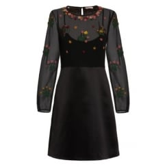 MAHLER PENNY BLACK DRESS