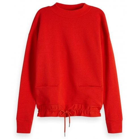 Maison Scotch Fine Knit Sweater - 150104