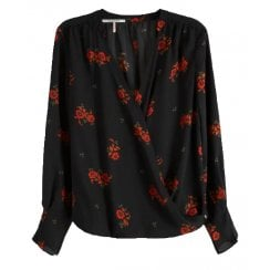 Maison Scotch Floral Blouse - 149764