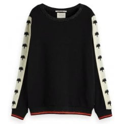 Maison Scotch Ladies Sweater - 151040