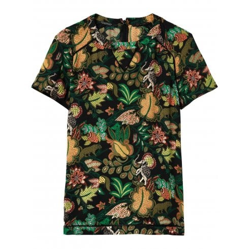 Maison Scotch Masion Scotch T-Shirt 146524