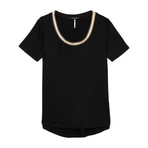 Maison Scotch Round Neck Tshirt - 146469