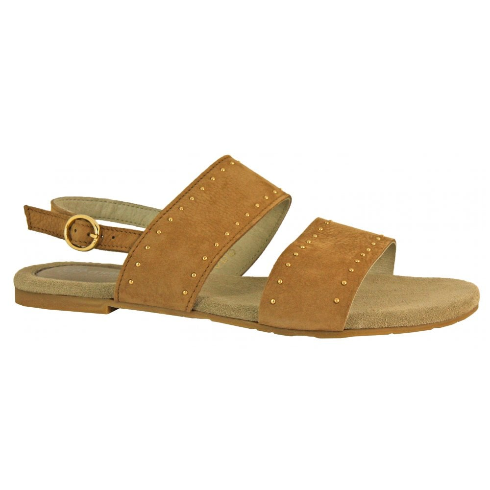 ad63bfaf0 Maluo 2 Strap Sandal with Ankle Strap - 2B-Demi - Footwear from ...