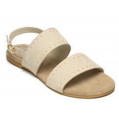 Maluo 2 Strap Sandal with Ankle Strap - 2B-Demi