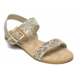 Maluo Sandal with Buckle - 1F-Lotus