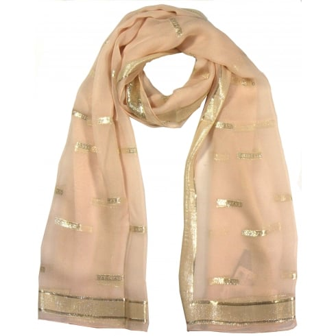 Marciano Rose & Gold Scarf - 9038746