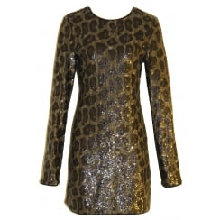 Marciano Sequined Dress - 8328523