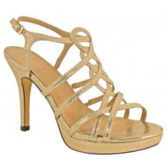 Menbur Strappy Evening Sandal - 09614